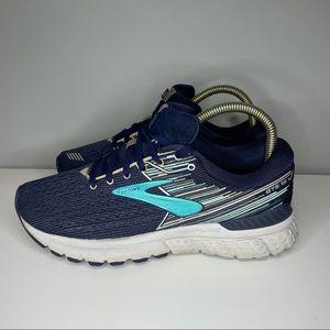 Brooks Womens Adrenaline GTS 19 1202841D450 Blue